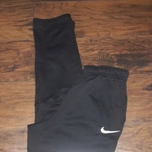 Mens sz L Nike athletic joggers